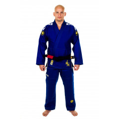 Kimono JJB Kingz Comp 450 V4 - Bleu