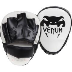 """Venum """"Light"""" Focus Mitts - Ice/Black (Pair)"""
