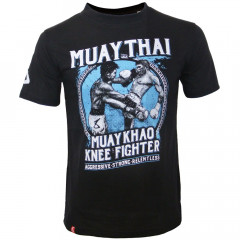 T-shirt 8 WEAPONS Khao Muay Thai