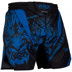 Venum Devil Fightshorts - Navy Blue/Black - Exclusive