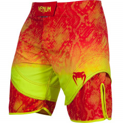 Venum Fusion Fightshort - Orange/Yellow