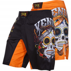 Venum Santa Muerte 2.0 Fight Shorts