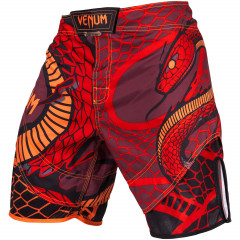 Venum Snaker Fightshorts - Red