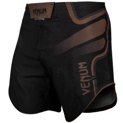 Venum Tempest 2.0 Fightshorts - Black/Brown - Exclusive