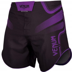 Venum Tempest 2.0 Fightshorts - Black/Purple - Exclusive