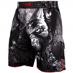 Venum Werewolf Fightshorts - Black/Grey