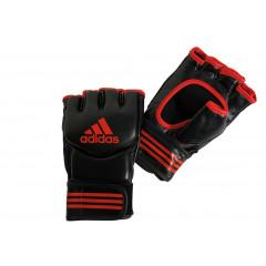 Gants MMA Adidas - Noir/Rouge