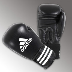 Speed 100 Boxing Gloves from Adidas - Blue/Red