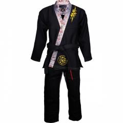 Kimono JJB Tatami Fightwear Merkatsu Dragon Fly - Noir