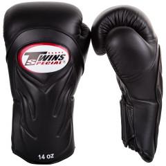 Gants de boxe Twins - Noir - BGVL-6