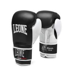 Gants de boxe Leone Flash - Noir