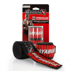 Bandes de Boxe Hayabusa Perfect Stretch 3 - 4 mètres