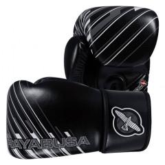 Gants de boxe Hayabusa Ikusa Charged - Noir/Gris-16oz