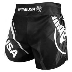 Short Kickboxing 2.0 Hayabusa - Noir