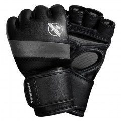 Hayabusa T3 MMA Gloves - Black/Grey
