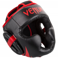 Venum Challenger 2.0 Headgear - Black/Red