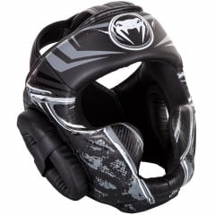 Venum Gladiator 3.0 Headgear - Black/White