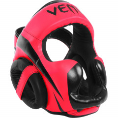 Venum Elite Headgear-Pink