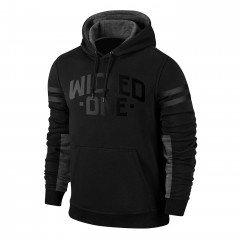 Sweatshirt Wicked One Block - Noir