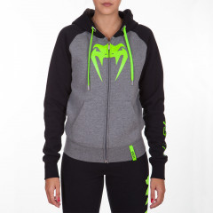 Venum Infinity Hoody with zip - Grey/Black