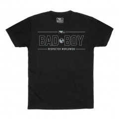T-shirt Bad Boy International Contender - Noir