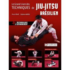 Le grand Livre des techniques de Jiu Jitsu Bresilien (Livre)
