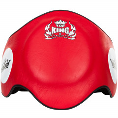 Top King Abdominal Belt  - Red/Black