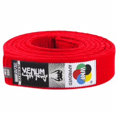 Venum Karate Belt - Red