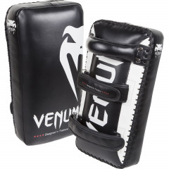 """Venum """"Giant"""" Kick Pads - Black/Ice (Pair)"""