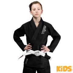 Venum Contender Kids BJJ Gi - Black