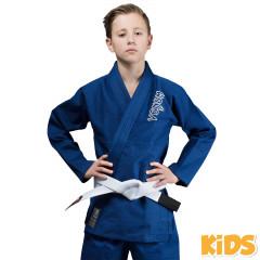 Venum Contender Kids BJJ Gi - Blue