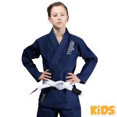 Venum Contender Kids BJJ Gi - Navy Blue