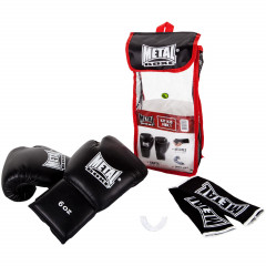 Kit de boxe enfant Metal Boxe