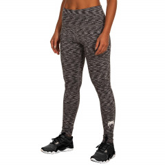 Venum Heather Legging - Heather Black