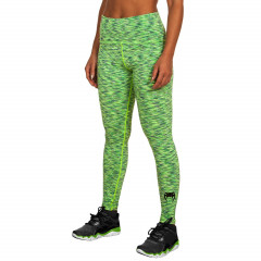 Venum Heather Legging - Heather Blue/Green