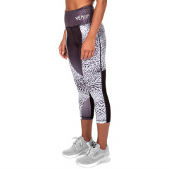 Venum Dune Leggings Crops - Black/White