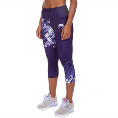 Venum Neo Camo Leggings Crops - Dark Purple