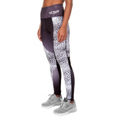 Venum Dune Leggings - Black/White