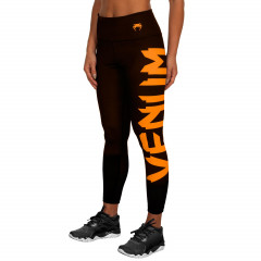 Venum Giant Leggings - Black/Corail