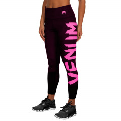 Venum Giant Leggings - Black/Neo Pink
