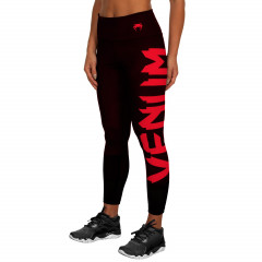 Venum Giant Leggings - Black/Red