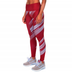Venum Rapid Leggings - Coral/Light Cyan