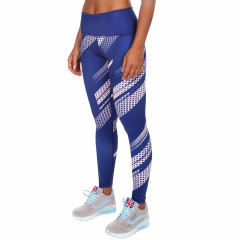 Venum Rapid Leggings - Navy Blue/Coral