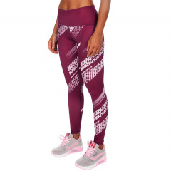 Venum Rapid Leggings - Plum