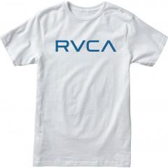 T-shirt Big RVCA - Blanc