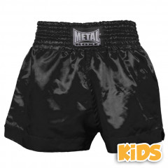Métal Boxe Thai Boxing short for children