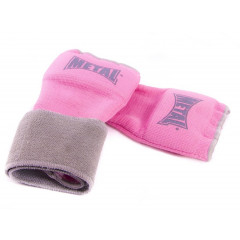Metal Boxe Under Gloves  Max Gel - Rose
