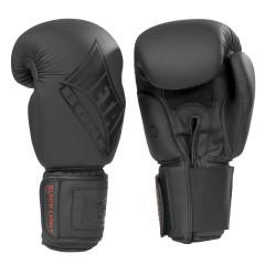Metal Boxe boxing gloves Matte black
