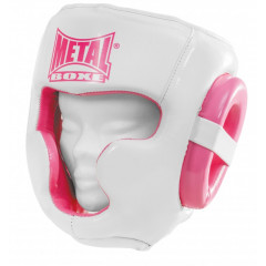 Metal Boxe  Integral Helmet Curtex – Pink