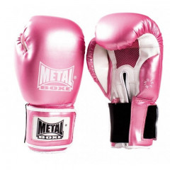 Gant Lady Boxe by Metal Boxe - Pink